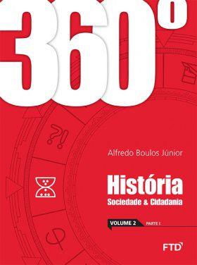 360º - HISTÓRIA, V.2 - ENSINO MÉDIO - 2º ANO