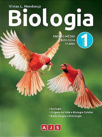 BIOLOGIA: Ecologia, Origem da vida E Biologia Celular,Embriologia E Historia: Volume 1
