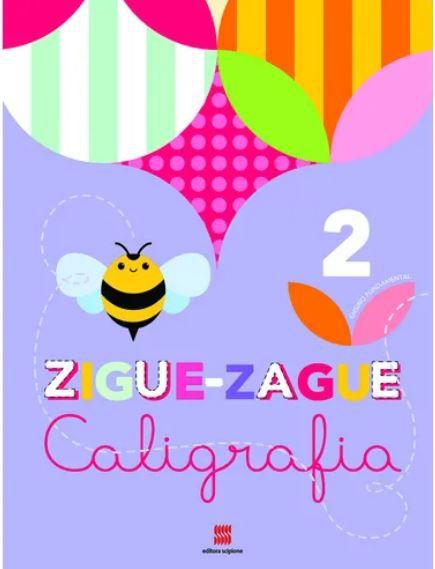 Ziguezague Caligrafia 2º Ano