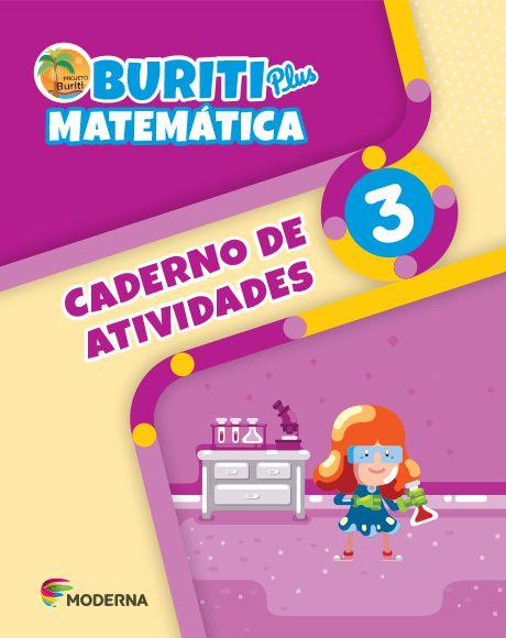 Buriti Plus - Matemática - 3º ano - Caderno de Atividades