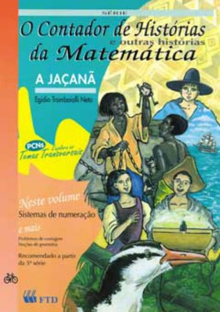 A Jaçanã (O contador de histórias)