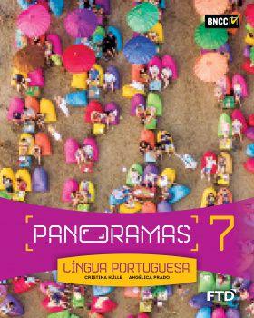 Panoramas Língua Portuguesa - 7º ano - aluno