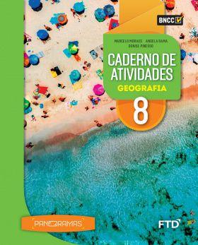 Panoramas - Caderno de Atividades Geografia - 8º ano - aluno