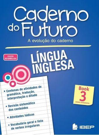 CADERNO DO FUTURO INGLÊS 8 ANO