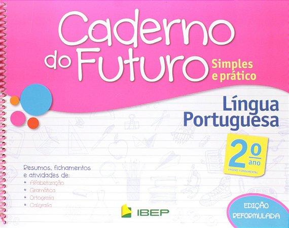 CADERNO DO FUTURO PORTUGUÊS 2 ANO