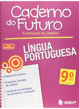 CADERNO DO FUTURO PORTUGUÊS 9 ANO