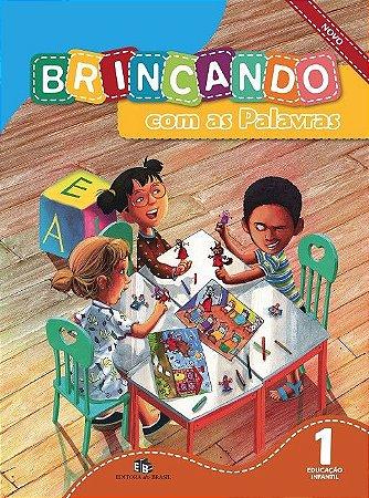 BRINCANDO COM AS PALAVRAS VOL. 1 - REFORM. 2013