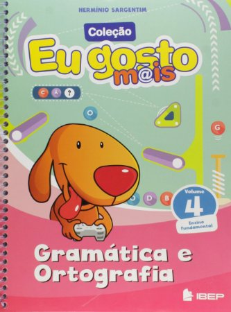 EU GOSTO MAIS GRAMÁTICA VOLUME 4