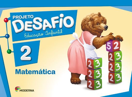 Projeto Desafio - Matemática - Volume 2