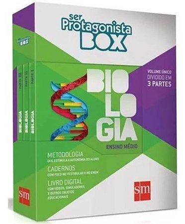 Ser Protagonista Box Biologia Volune Único