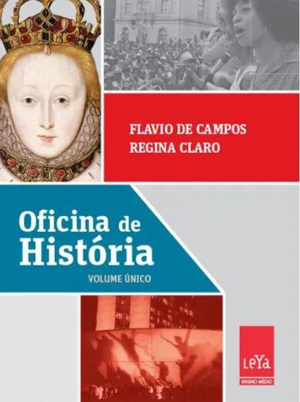 Oficina De História Vol. Único - Nova Edição