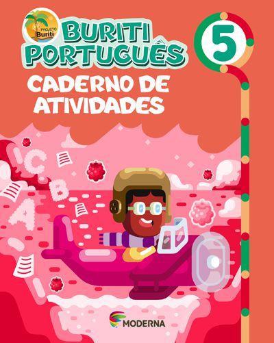 Buriti - Português - 5º ano Caderno de atividades