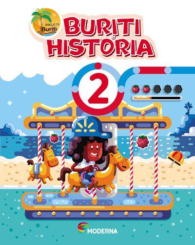 BURITI HISTORIA  2 ED4