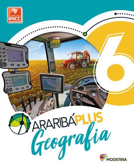Araribá Plus - Geografia - 6ºano