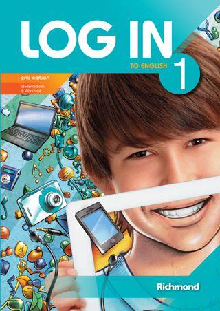 Log In 1 - 2nd Edition - Livro do Aluno + Magazine + Versão para Tablet