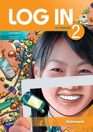Log In 2 - 2nd Edition - Livro do Aluno + Magazine + Versão para Tablet
