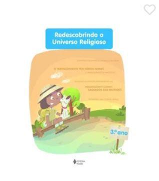 Redescobrindo O Universo Religioso - 3 Ano