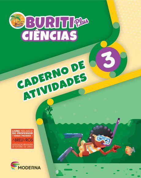 Buriti Plus - Ciências - 3º ano - Caderno de Atividades