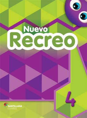 Nuevo Recreo 4 - Libro del Alumno + Cómic interactivo + libro digital
