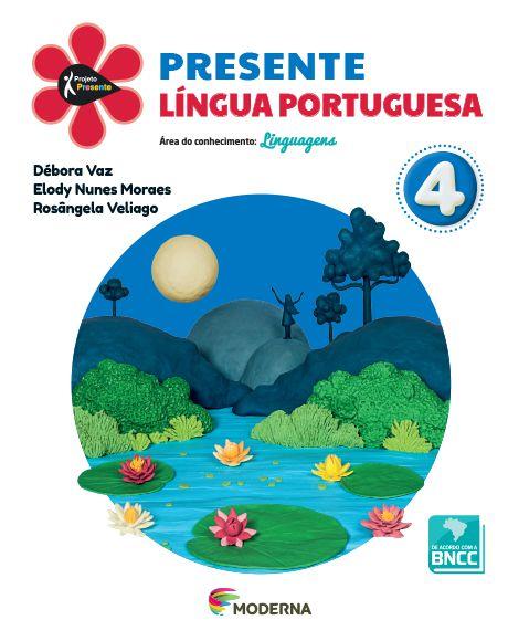 Presente - Língua Portuguesa - 4º ano - 5ª edição