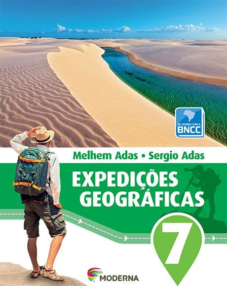 Expedições geográficas - 7º ano - 3ª edição - Adas
