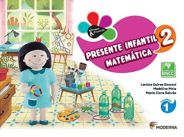 Presente Infantil - Matemática 2