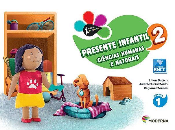 Presente Infantil - Ciências Humanas e Naturais 2