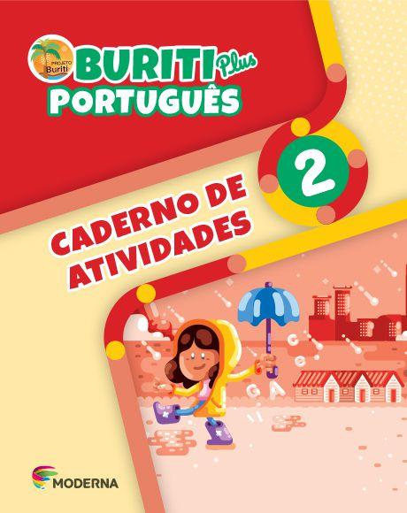 Buriti Plus - Português - 2º ano - Caderno de Atividades