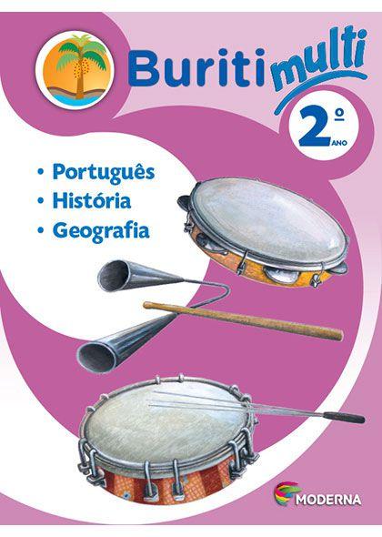 Projeto Buriti Multi Integrado -Português, História e Geografia - 2º ano