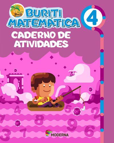 Buriti - Matemática - 4º ano Caderno de atividades
