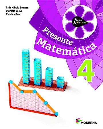 Projeto Presente - Matemática - 4º ano