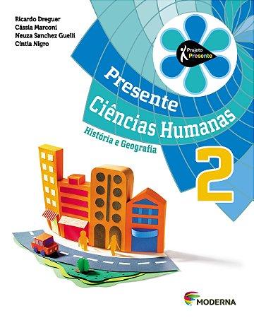 Projeto Presente - Ciência Humanas, História e Geografia - 2º ano