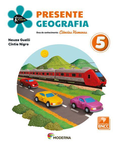 Presente - Geografia - 5ºano