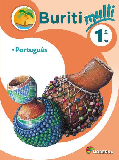 Projeto Buriti Multi - Português - 1º ano
