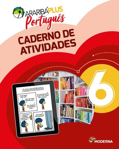 Araribá Plus - Português - 6ºano - Caderno de Atividades