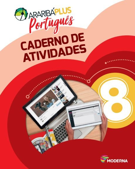 Araribá Plus - Português - 8ºano - Caderno de Atividades