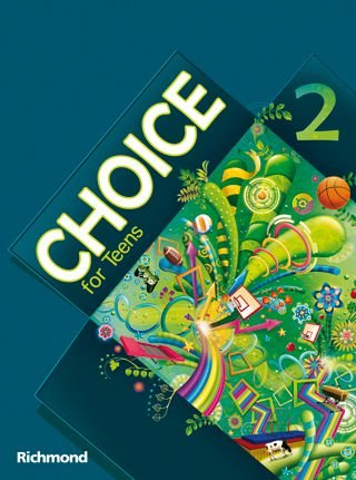 Choice for Teens 2– Livro do Aluno + Versão para Tablet Choice For Teens