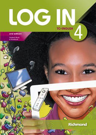 Log In 4 - 2nd Edition - Livro do Aluno + Magazine + Versão para Tablet