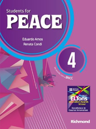Students for Peace 4 - 2nd Edition