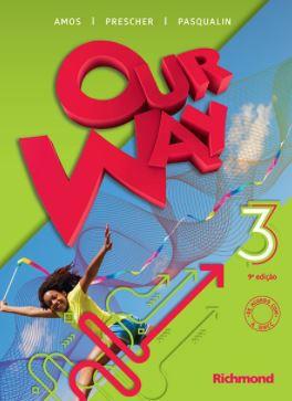 Our Way 3 (9ª edição) Livro do Aluno + Reader Grandpa