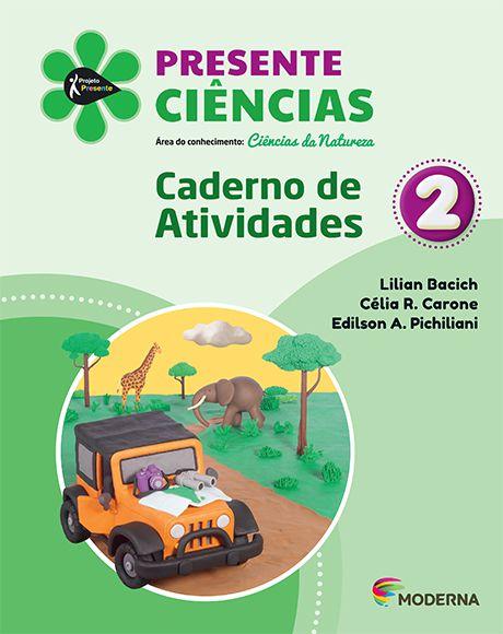 Presente - Ciências - 2º ano - Caderno de Atividades - 5ª edição
