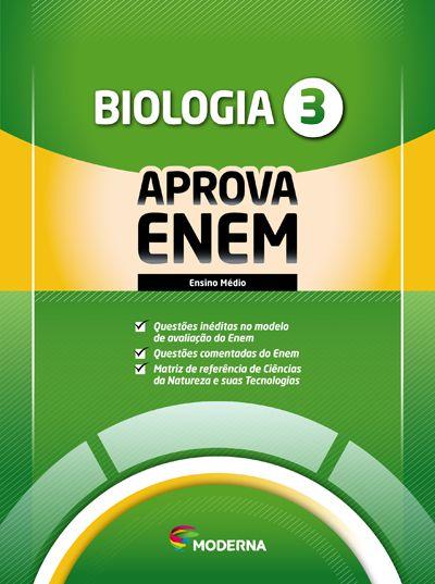 Caderno Aprova Enem - Biologia - Volume 3