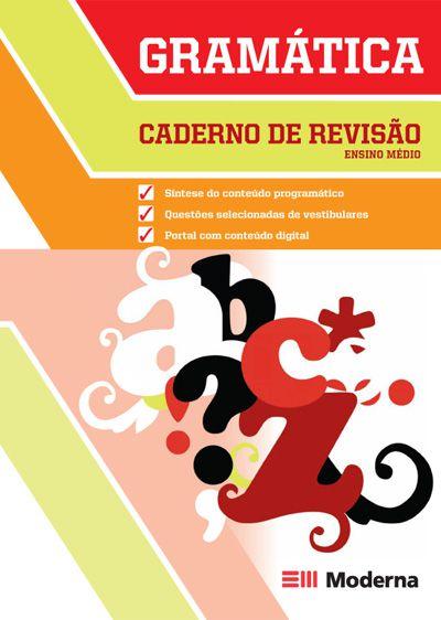 Caderno de revisão - Gramática