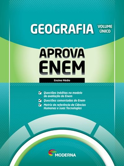 Caderno Aprova Enem - Geografia