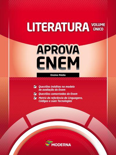 Caderno Aprova Enem - Literatura