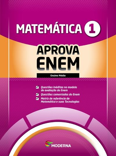 Caderno Aprova Enem - Matemática - Volume 1