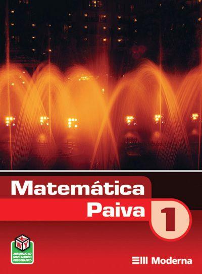 Matemática Paiva - Volume 1