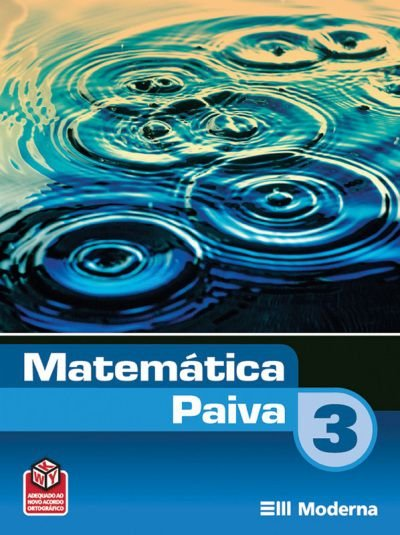 Matemática Paiva - Volume 3