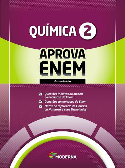 Caderno Aprova Enem - Química - Volume 2