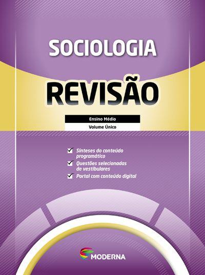 Caderno de Revisão - Sociologia